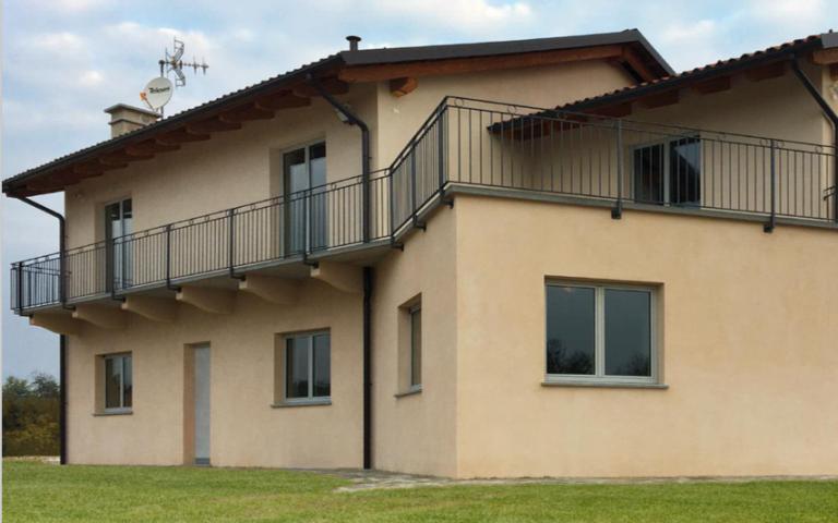 Progeco progetta fabbricato residenziale con protocollo CasaClima