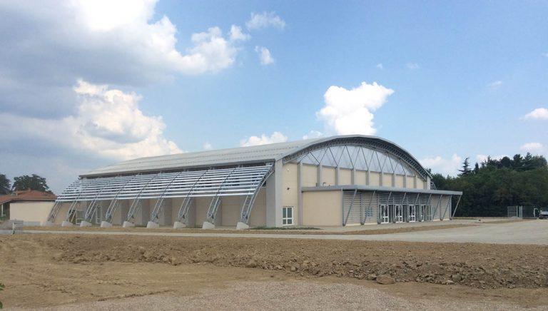 Nuovo impianto sportivo indoor