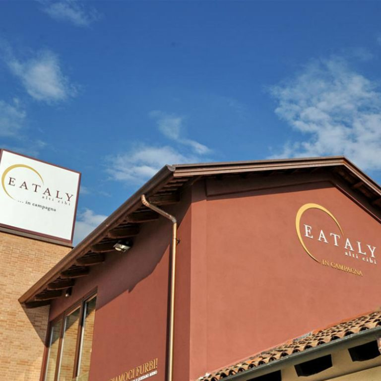 "Eataly ""in campagna"""