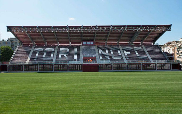 Ci siamo! Inaugurazione del nuovo Stadio Filadelfia – Torino