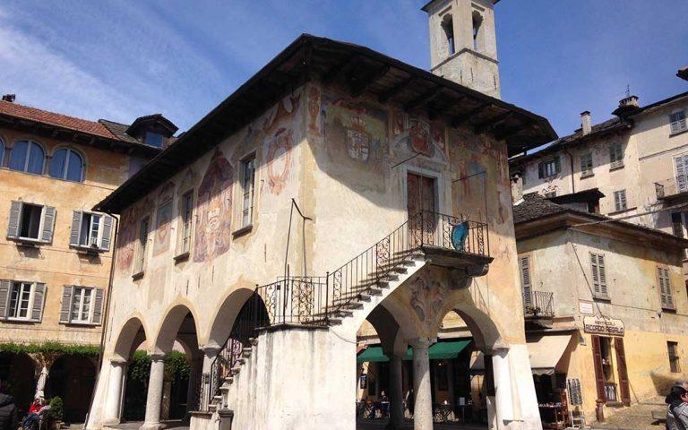 Progeco incaricata del restauro del Palazzotto di Orta San Giulio (NO)