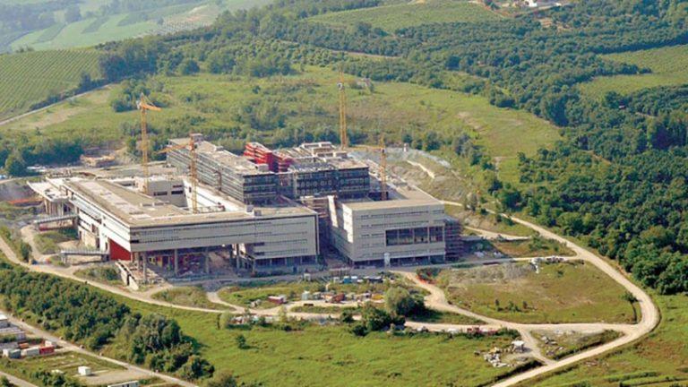 Sistemazioni aree esterne del nuovo Ospedale Alba – Bra