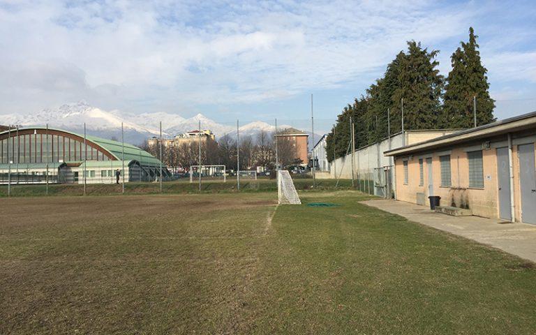 Rifacimento campi per l'impianto sportivo di Corso 53° Fanteria a Biella