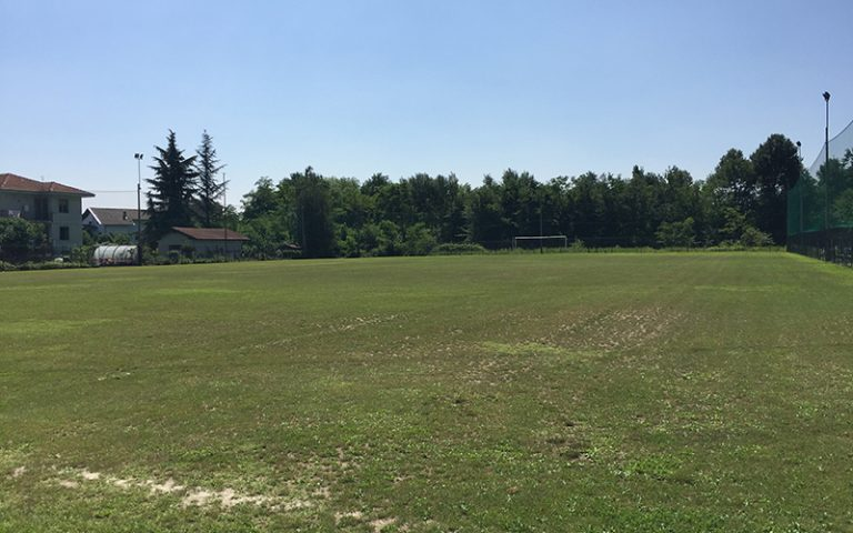 Realizzazione di nuovo campo in erba artificiale per la Città di Cossato (BI)