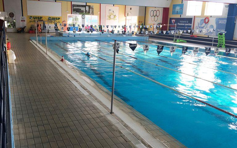 Ristrutturazione e rinnovamenti della piscina comunale di Saluzzo porta la firma di Progeco